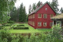Åsetbygningen fra Nordre Åset, Åmot