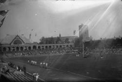 Olympiska sommarspelen OS 1912 på Stockholms Olympiastadion.