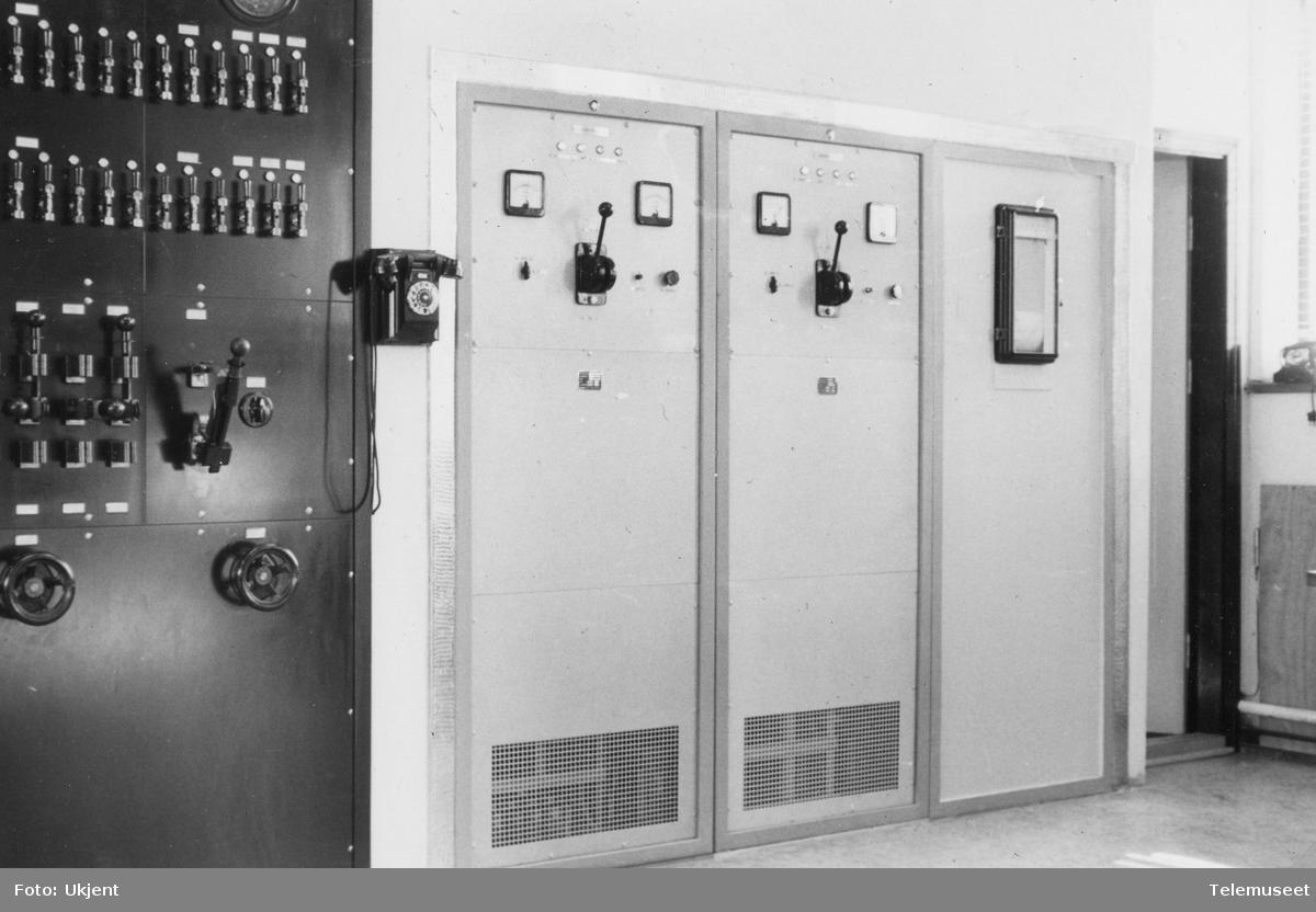 24 volt sikringer likerettere ampereforbruk ved Stavanger AGF sentral