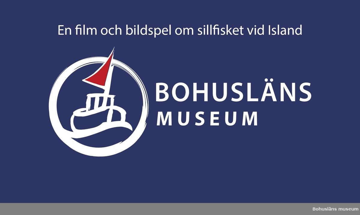En film om det bohuslänska islandsfisket med klipp ur äldre filmer och stillbilder.