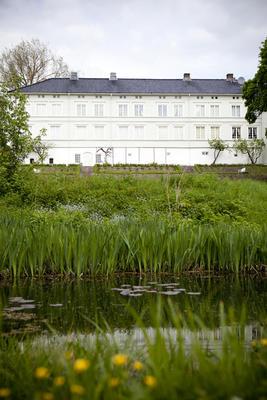 Hovedbygg Linderud gård