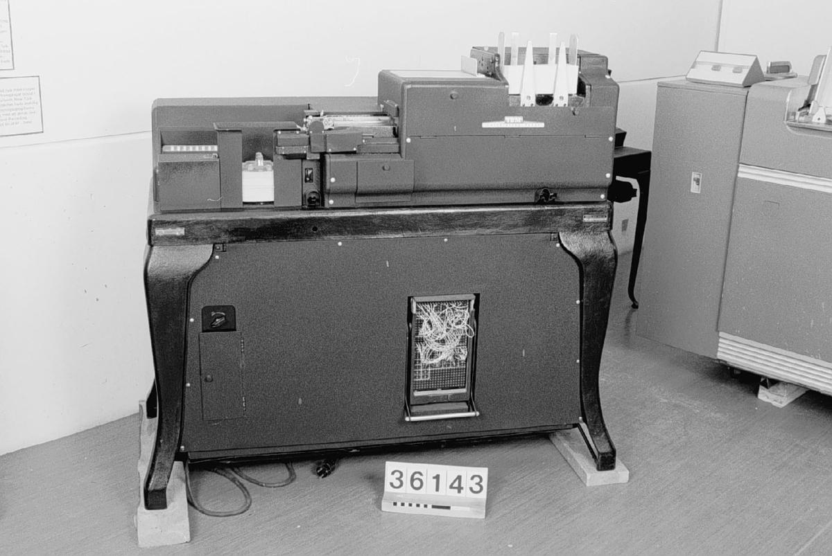 Tabulatormaskin - Tekniska Museet   DigitaltMuseum 4afd930cd99b1