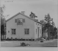 Bygg-och Bo-utställningen i Äppelviken.