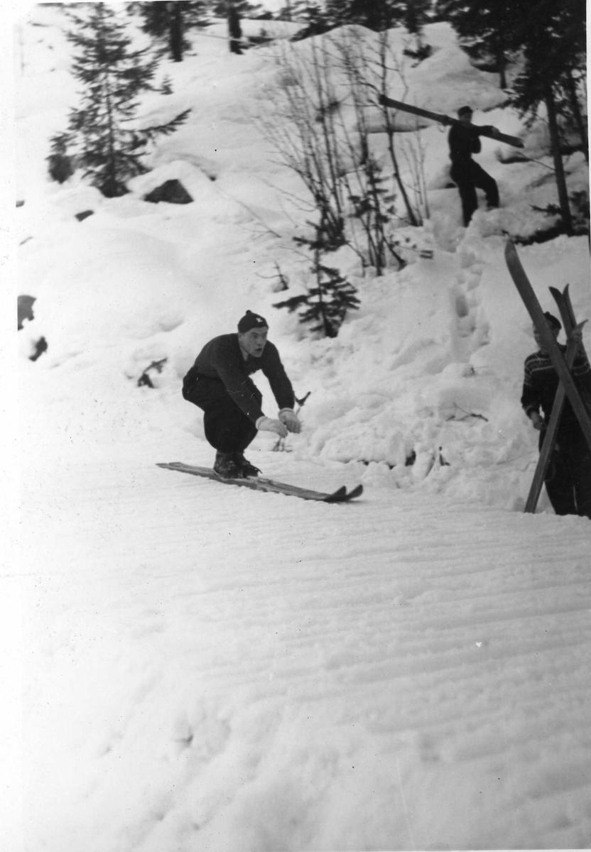 Kongsberg skier Arne Ulland