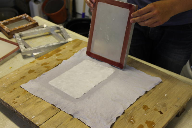 Create your own hand-crafted paper. (Foto/Photo)