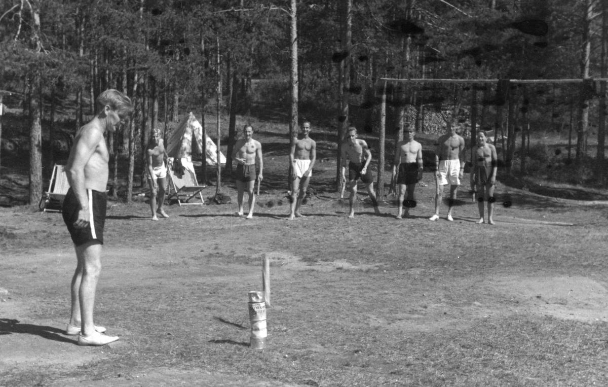 Summer training at the Ruudhytta cabin