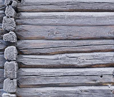 Tømmervegg