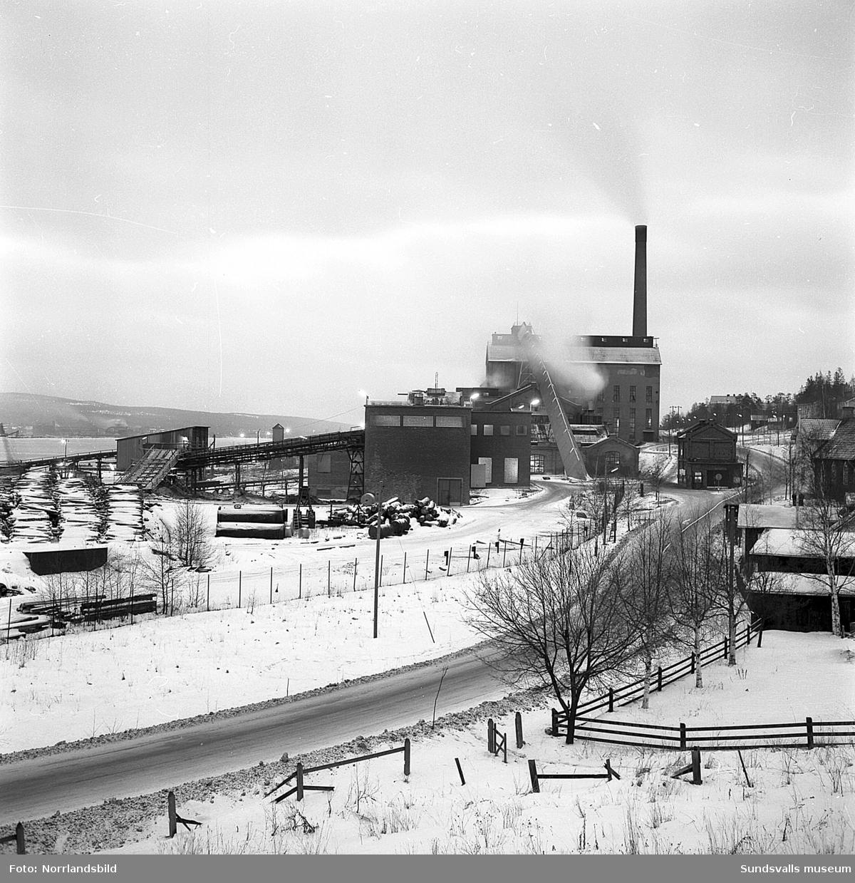 Essviks sulfitfabrik.