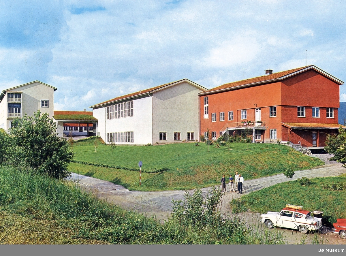 Landsgymnaset i Bø (senere Bø Vidaregåande skule)