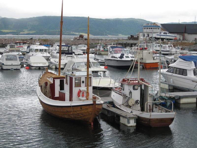 Børsabåten Eivind, bygd 2007 (Foto/Photo)