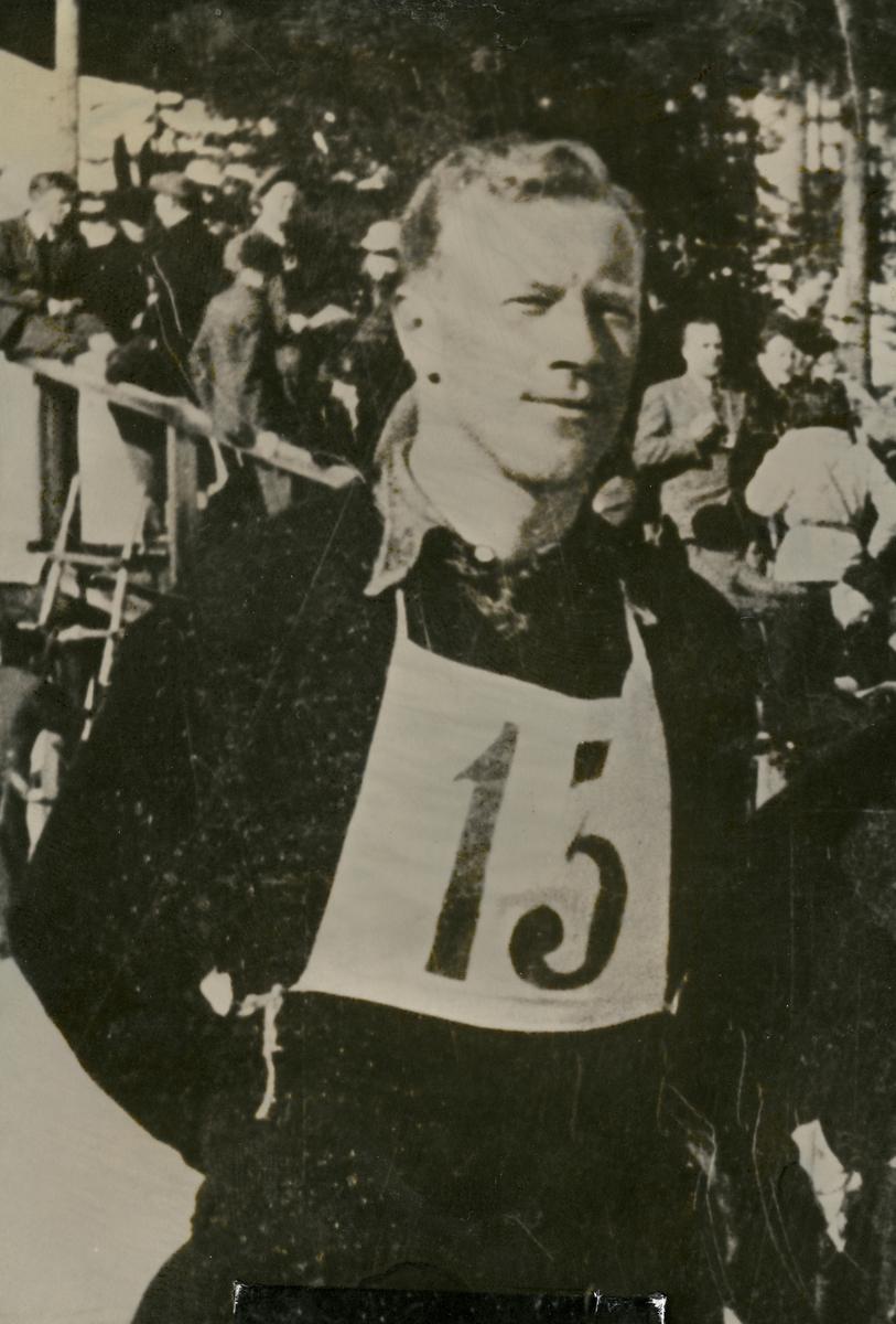 Kongsberg skier Hans Beck