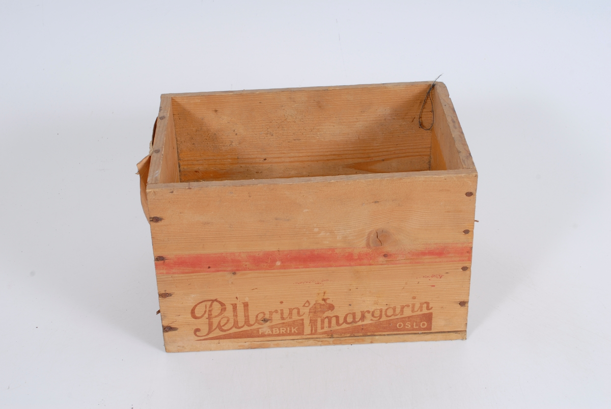 Form: rektangulær kasse