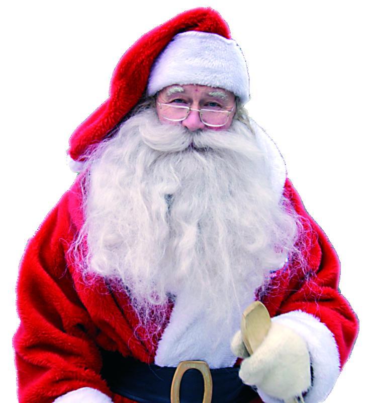Folkemuseets julenisse.