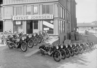 Motorsykler. Foto/Photo