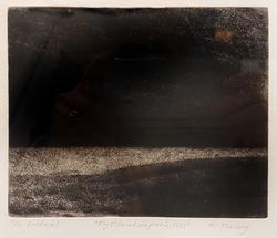 Kystlandskap nr.2, 1980 [Grafikk]