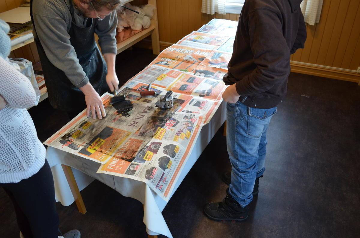 Grafikkverksted (Foto/Photo)