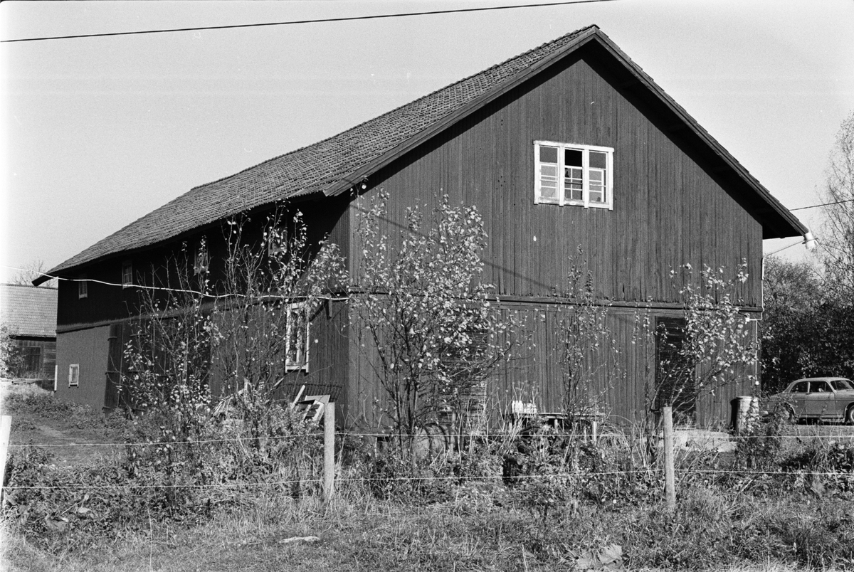Lider och magasin, Bräcksta 2:8, Tensta socken, Uppland 1978