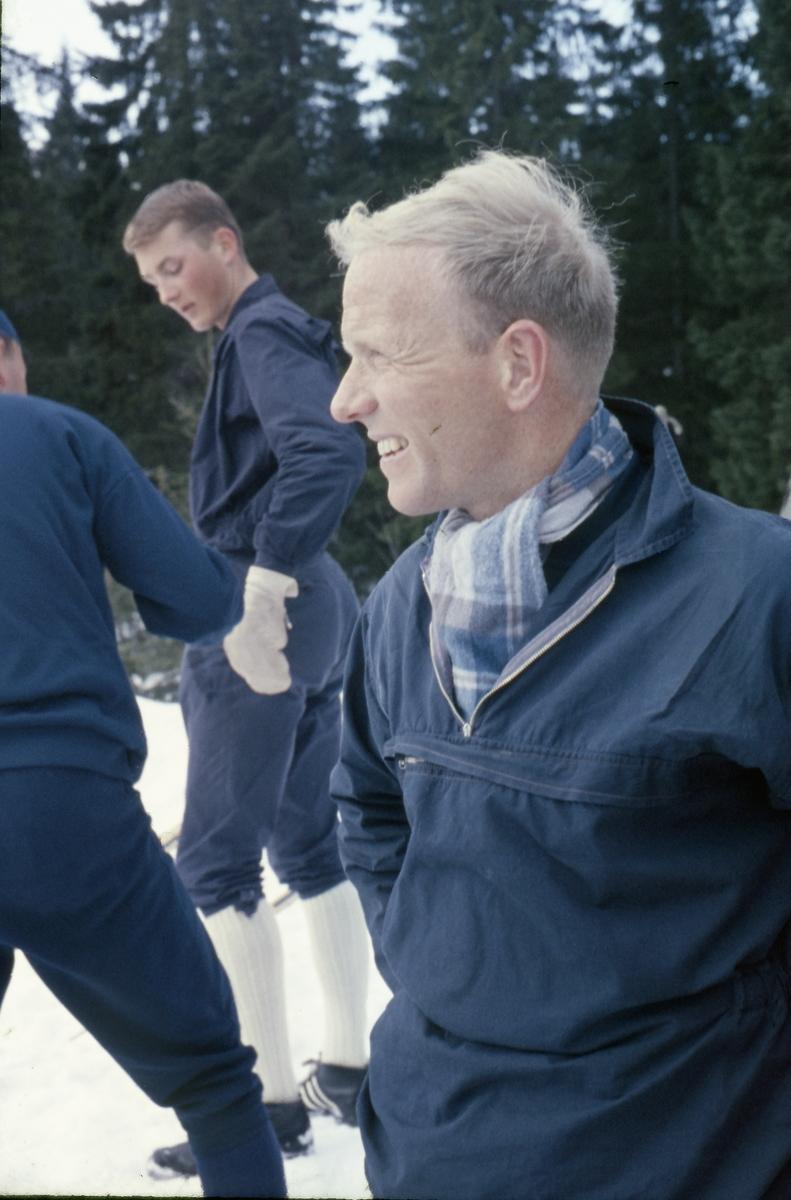 Skiløper i Nittedal IL Skigruppa Nittedal IL