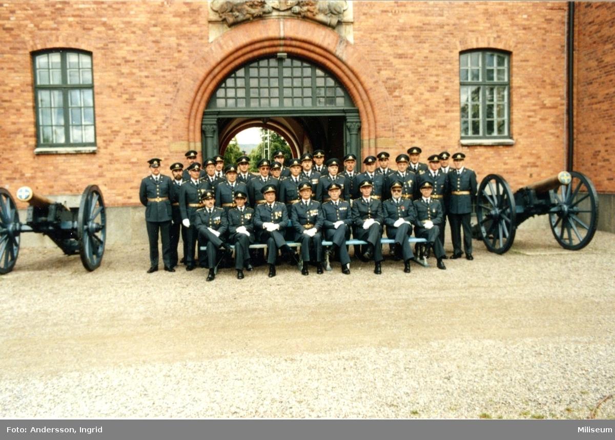Officerskår, Smålands Art.reg. A 6