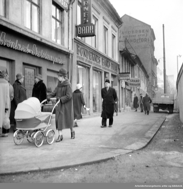 Grønlandsleiret, mars 1961.