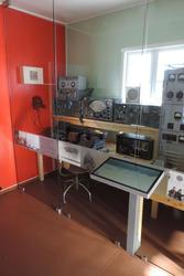 Radiostasjon Ny-Ålesund utstilling (Foto/Photo)