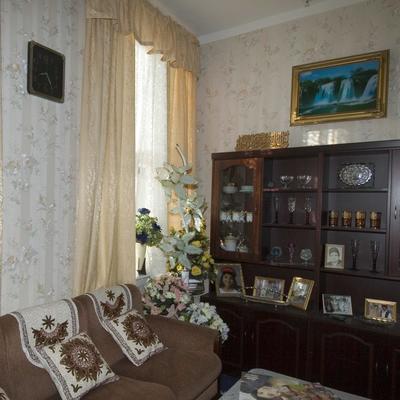 Stua i Et pakistansk hjem i Norge i Wessels gate 15