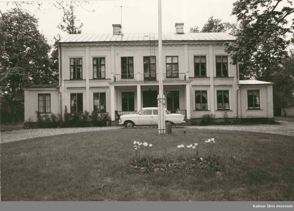 Förlösa gård på 1970-talet.