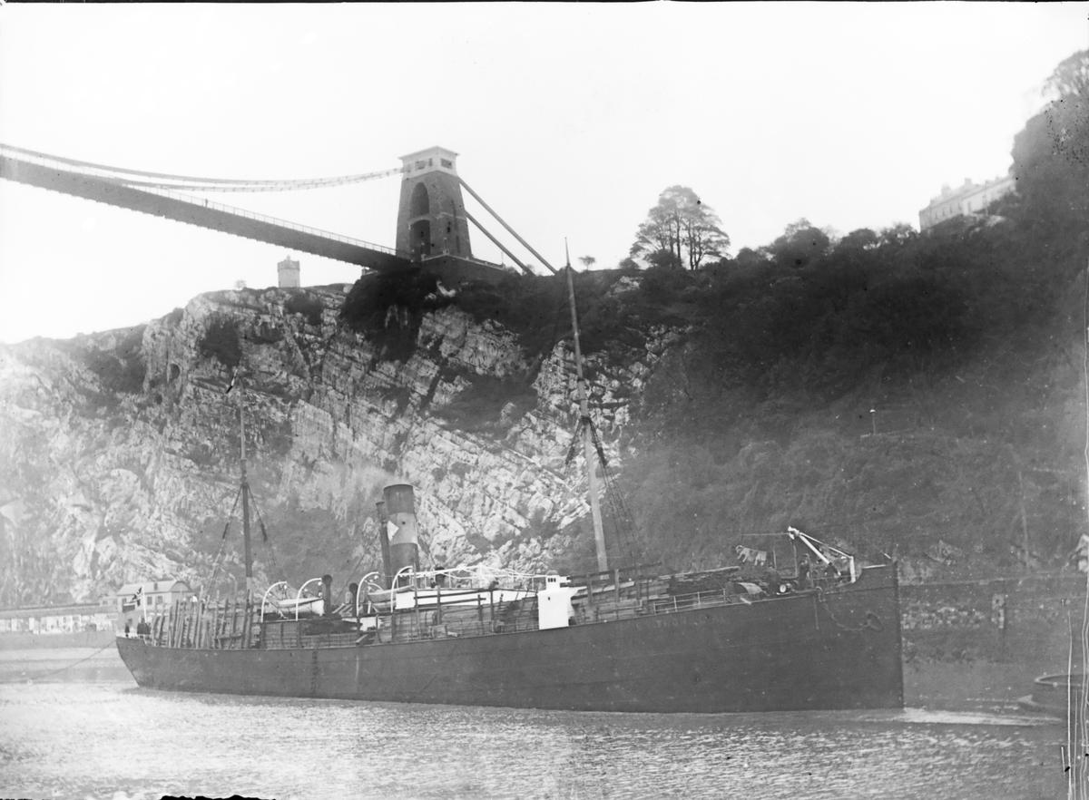 D/S 'Thorsdal (b.1890, Sunderland)