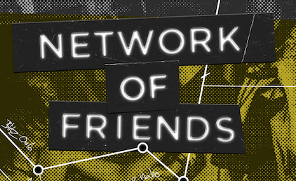 Network of Friends - logo