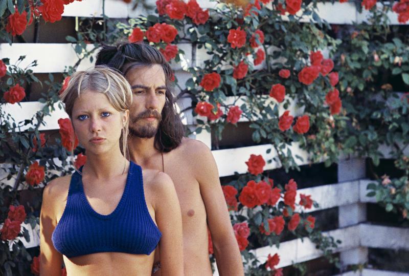 Pattie Boyd og George Harrison