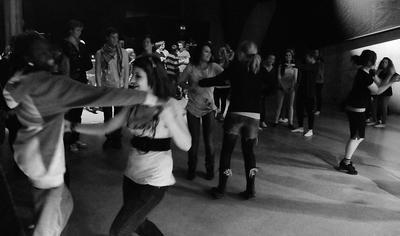 DKS - dans. Foto/Photo