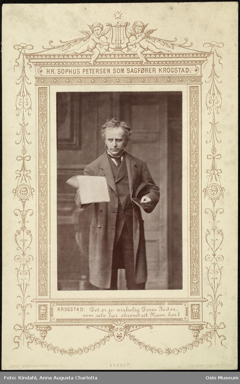 Petersen, Sophus (1837 - 1904)