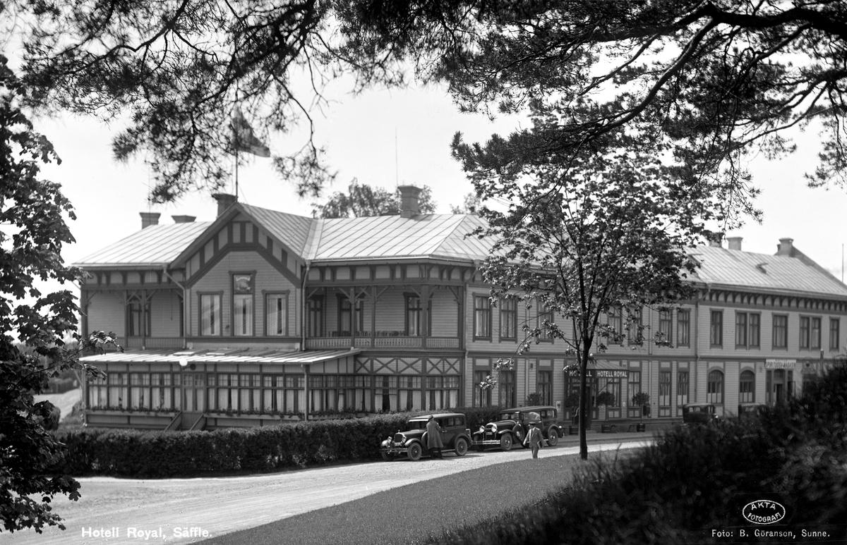 Säffle: Hotell Royal