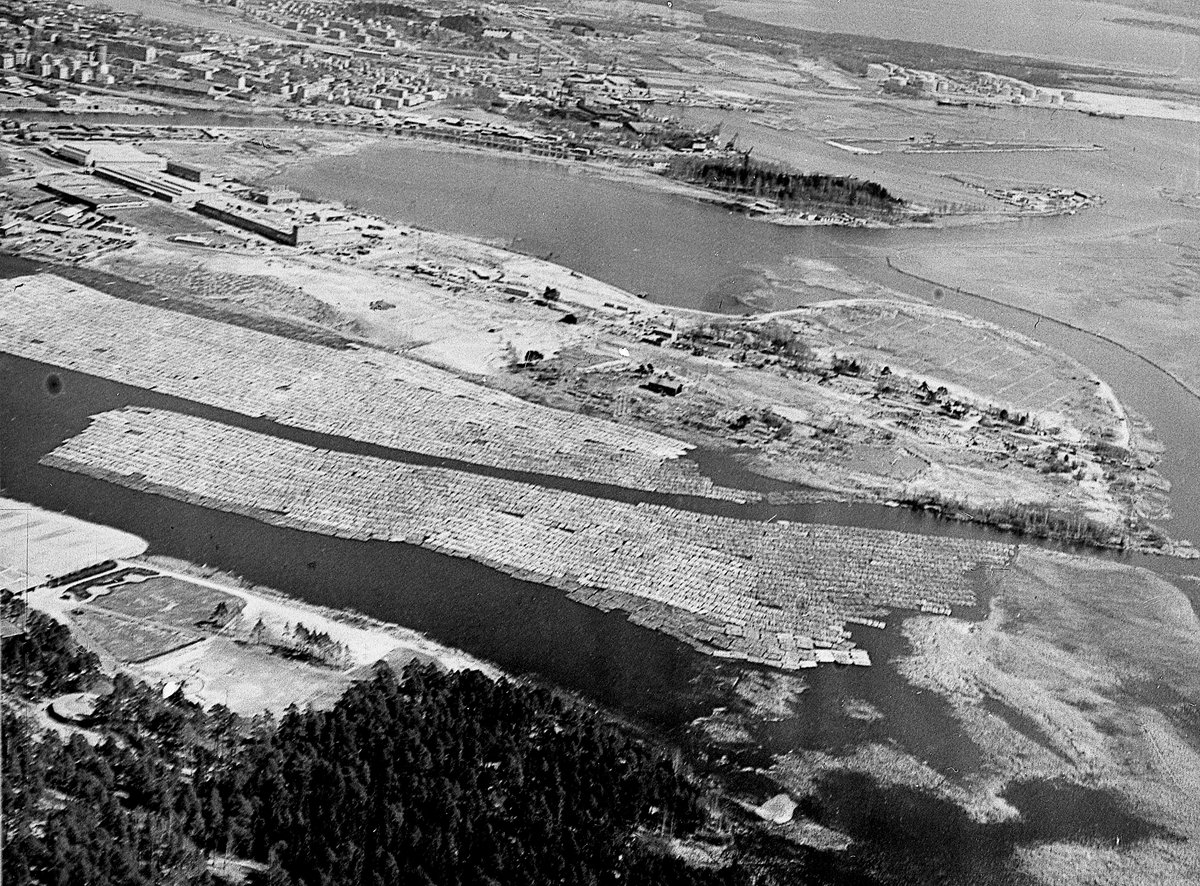 Orrholmen 1964