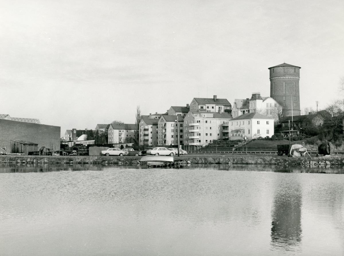Strandvägen i Karlstad 1964.