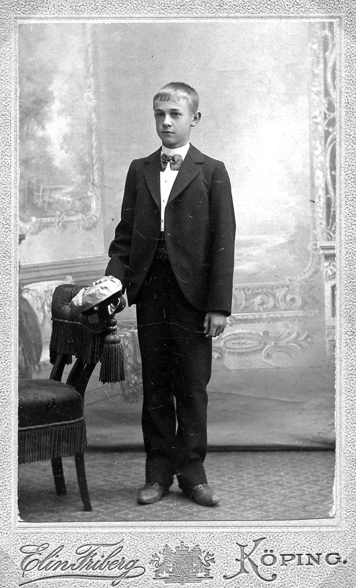Karl Vogel, son till August Vogel