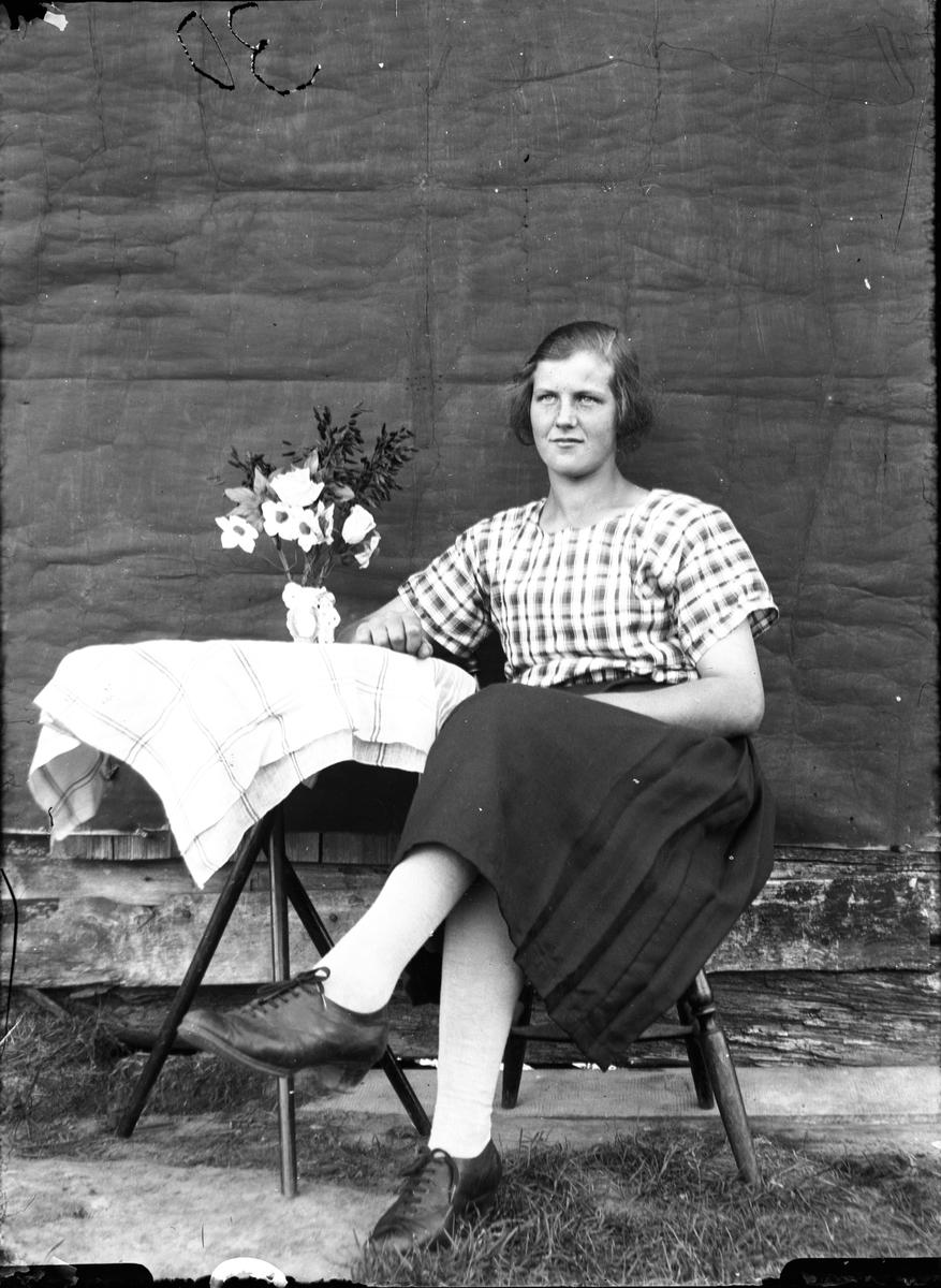 Greta Morin, Annefors.