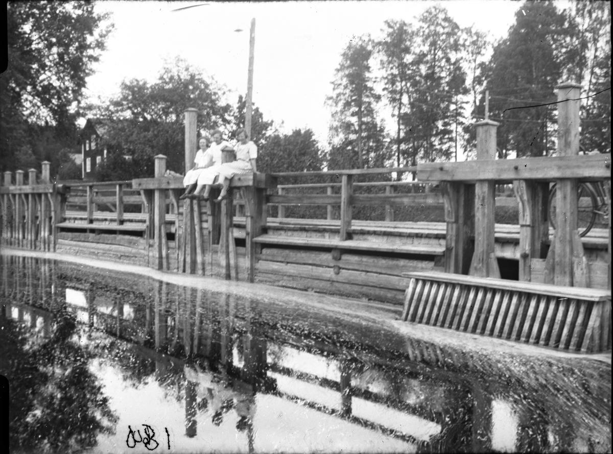 Dammen vid Perersens.