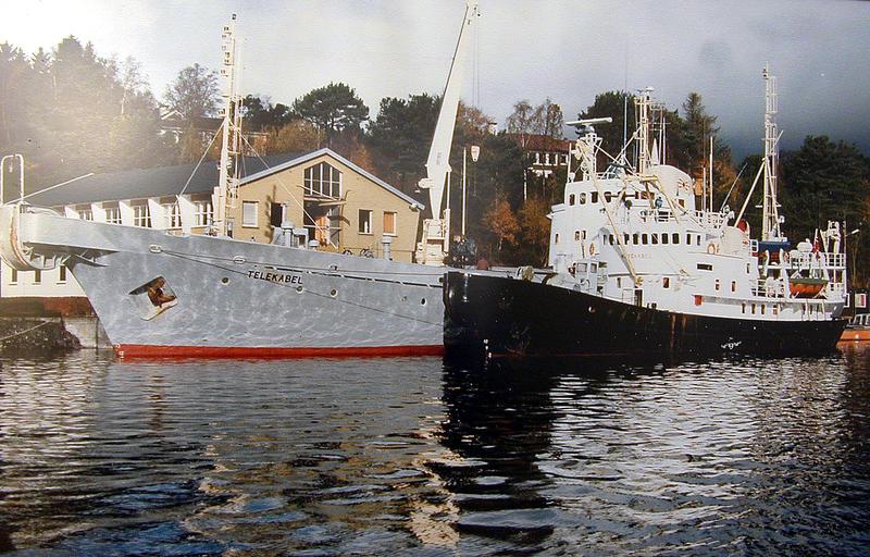 Sjøkabellager Dolviken historisk 3