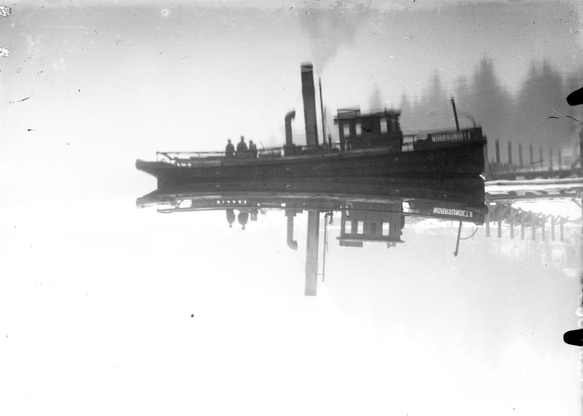 """Bogserbåten """"Norrsundet II""""."""