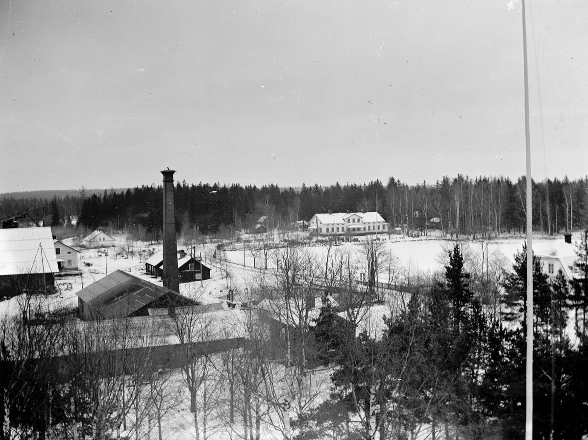 Gammelstilla bruk i Torsåker, före 1915.