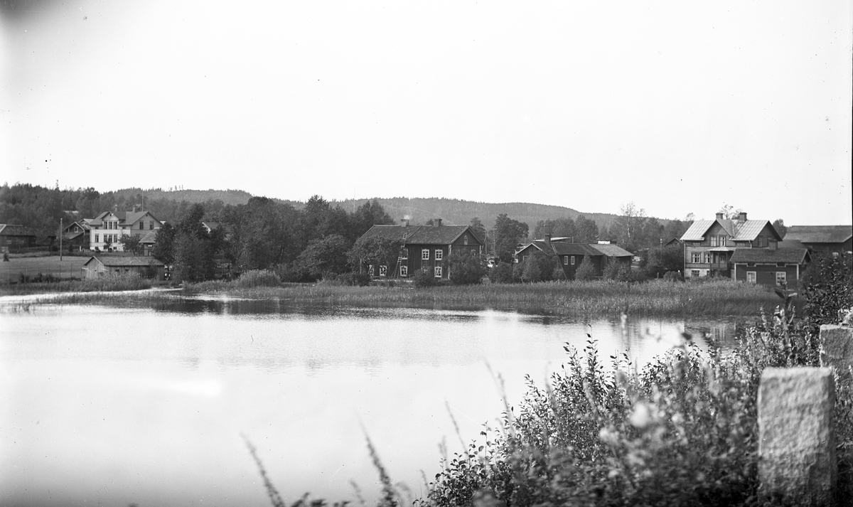 Fagersta by vid Dammsjön