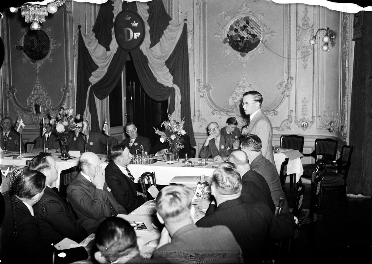 Trafikbilägarkongress på Grand. Den 10 - 11 Juni 1939