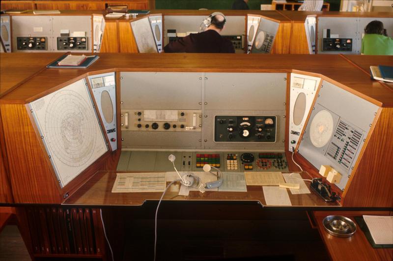 Radio- og kringkastingsstasjoner. Rogaland radio ekspedisjonsplass