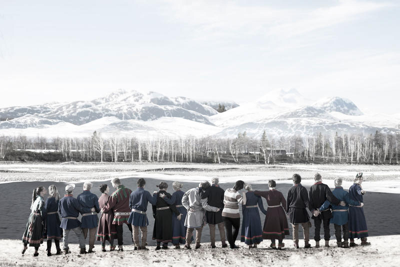 Queering Sápmi: The Line