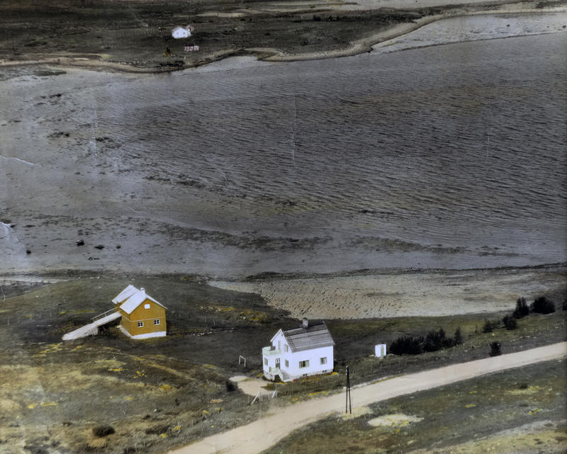 Gjenreisningshus fra Olderfjord