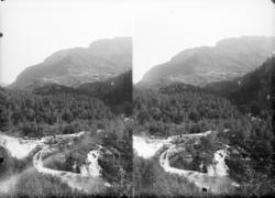 Telemarken Veien over Röldalsfjeld