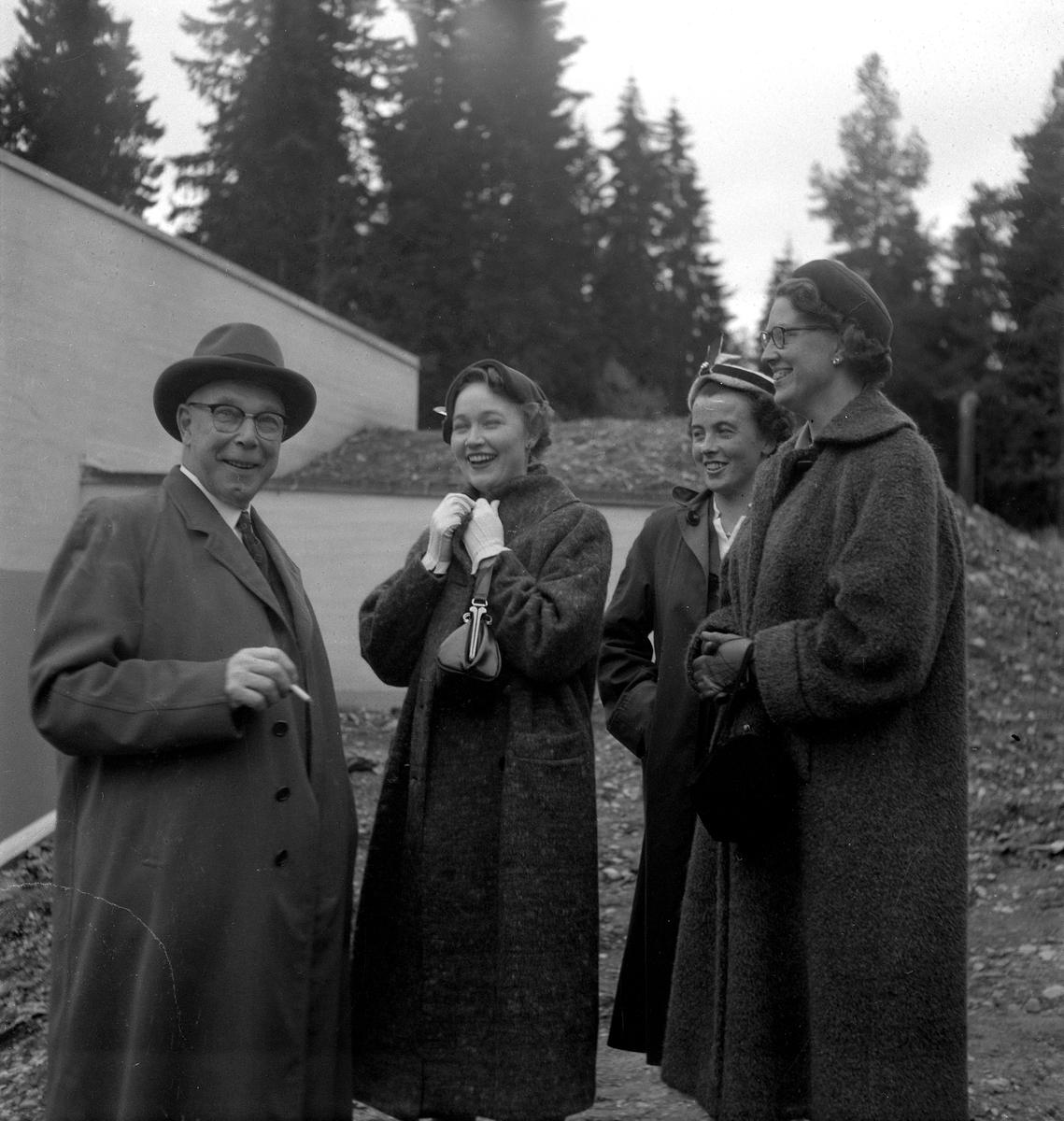 Landstinget i Garphyttan. 6 oktober 1955.