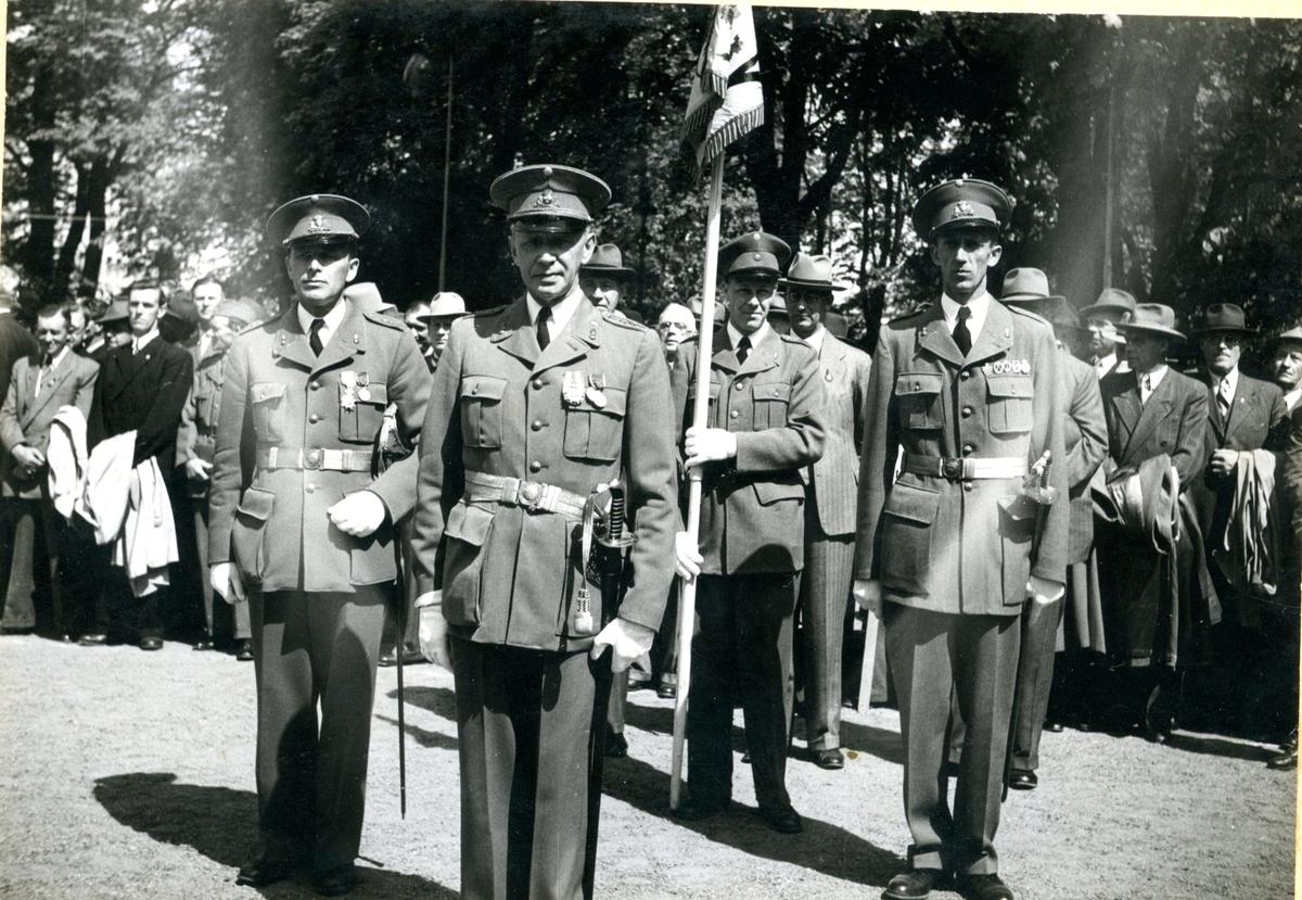 Jubileum 50 års, A 6. Kamratföreningen.