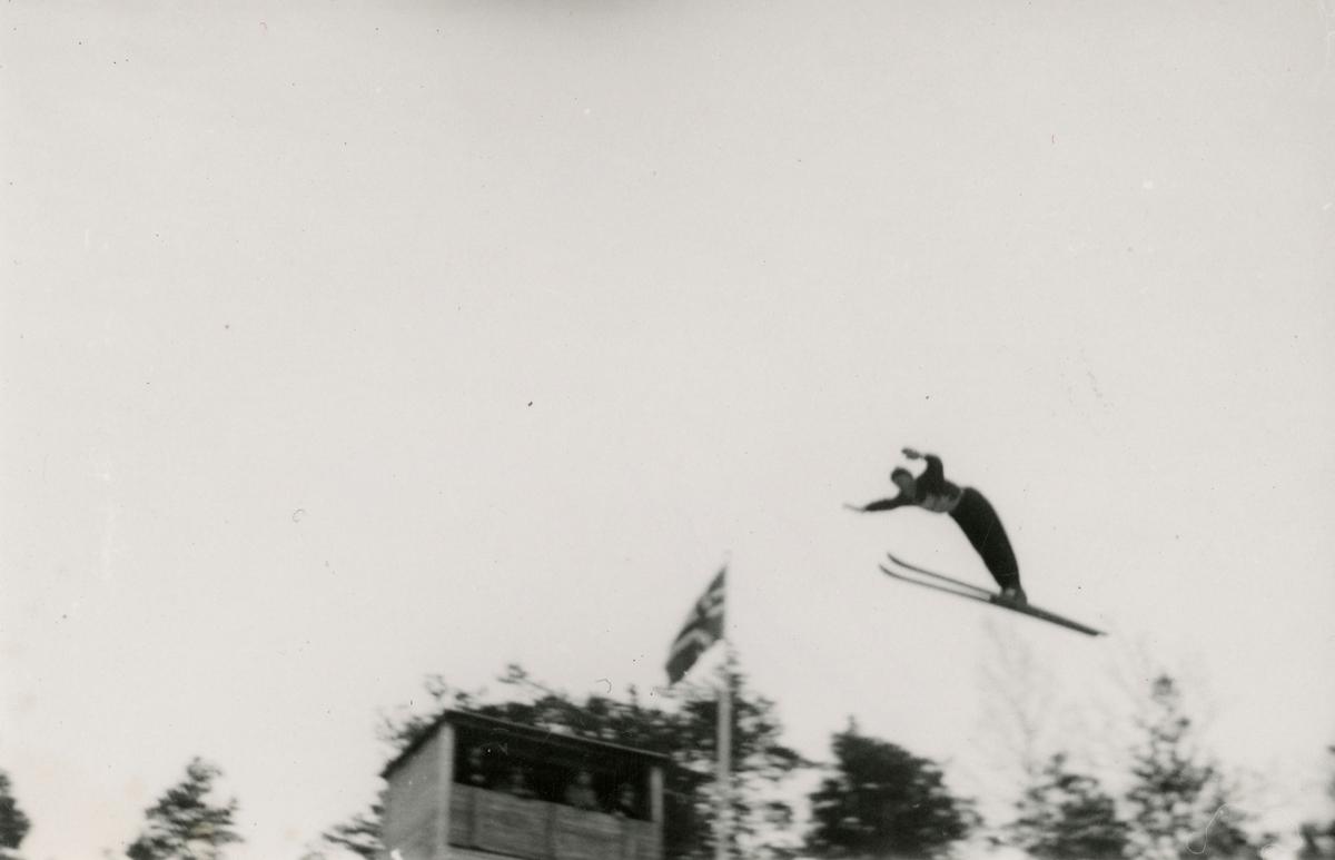 KOngsberg skier Svein Lien